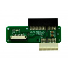 Single Channel PCIe Raiser Card OpenVox ACC1007