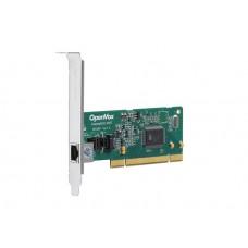 Цифровая ISDN BRI плата OpenVox B100P