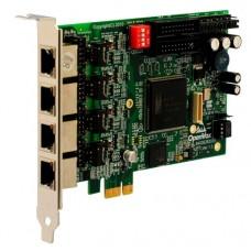 Цифровая ISDN BRI плата OpenVox B400E