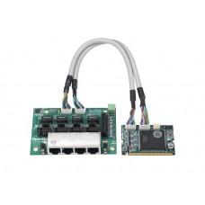 Цифровая ISDN BRI плата OpenVox B400M