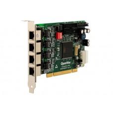 Цифровая ISDN BRI плата OpenVox B400P