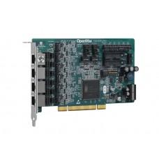 Цифровая ISDN BRI плата OpenVox B800P