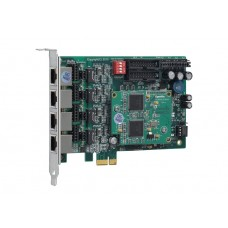Цифровая ISDN BRI плата OpenVox BE400E
