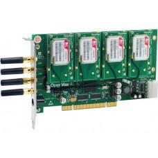 GSM плата OpenVox G400P