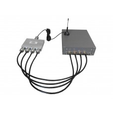 Комплект GSM OpenVox CLK04plus
